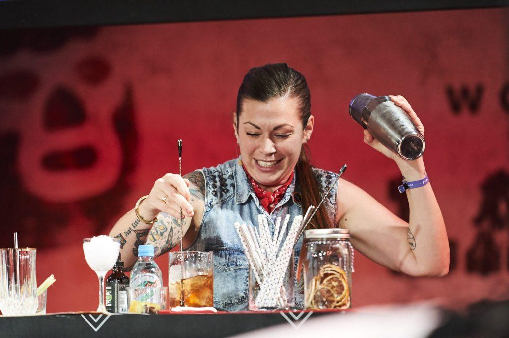 Kaitlyn Stewart, ganadora de World Class 2017