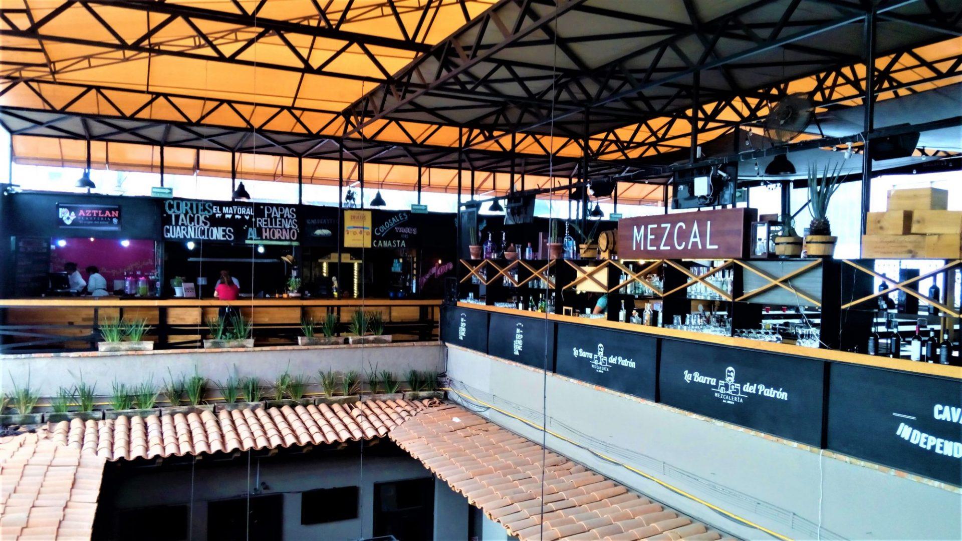 Mercado Independencia, colectivo culinario en el Centro Histórico