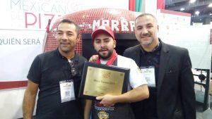 México llega al Campeonato Internacional de la Pizza