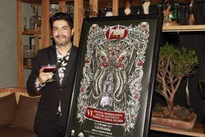 Xaman Bar crea un coctel edición especial para Feratum 2017