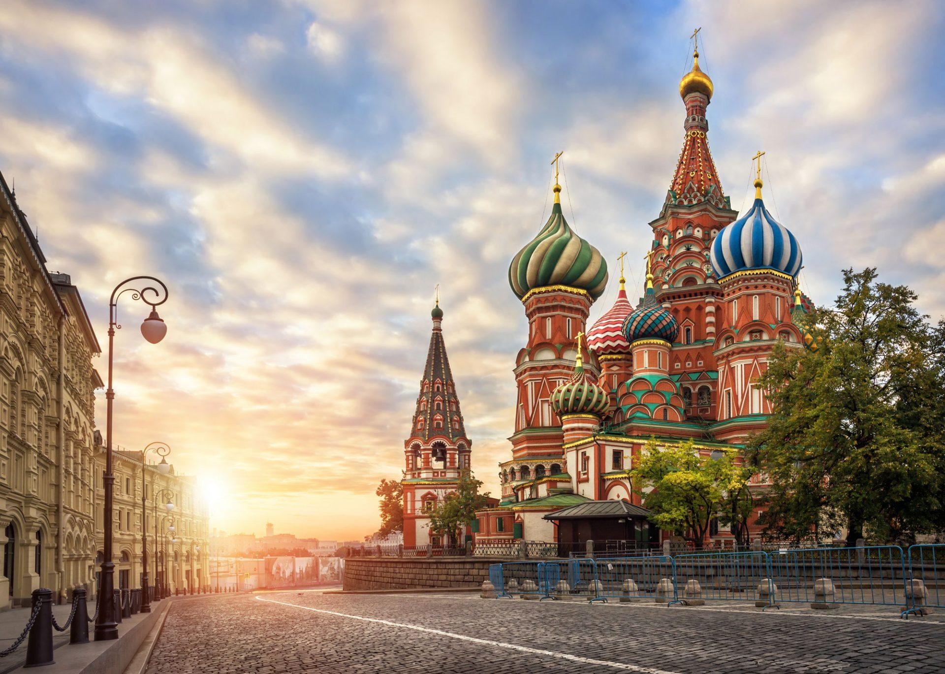 Destinos imperdibles de Rusia
