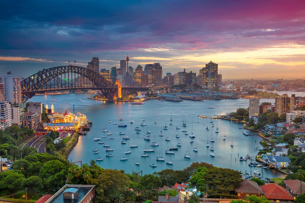 Lugares imperdibles de Australia