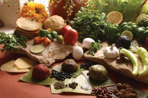 El misterioso mundo gastronómico maya