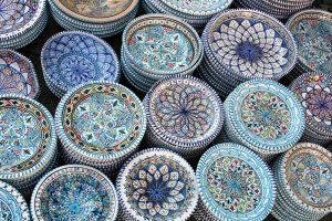 Vajillas mexicanas con historia