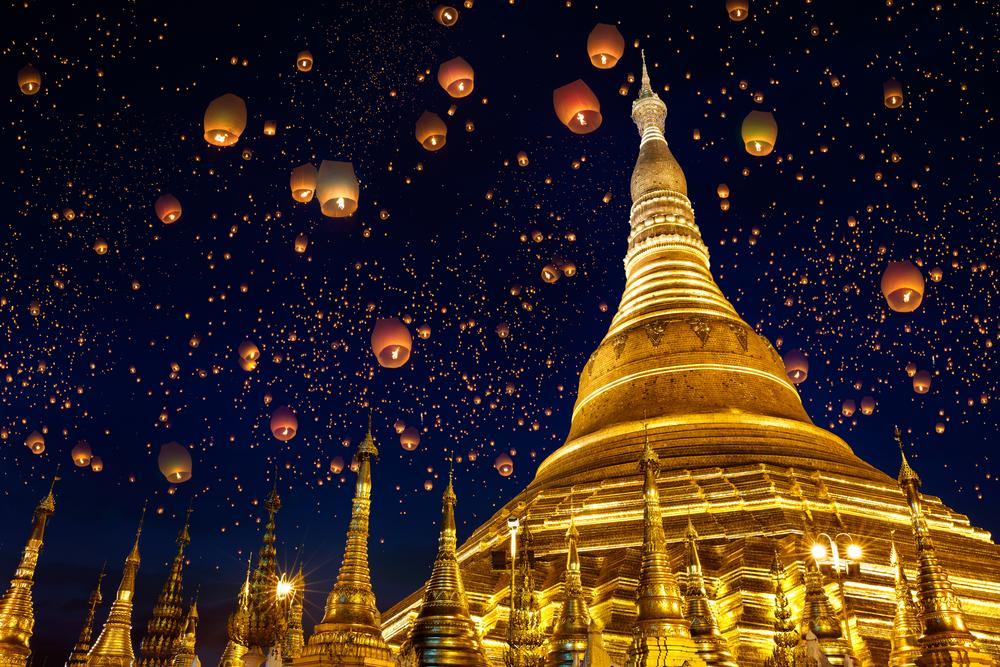 5 lugares imperdibles de Myanmar