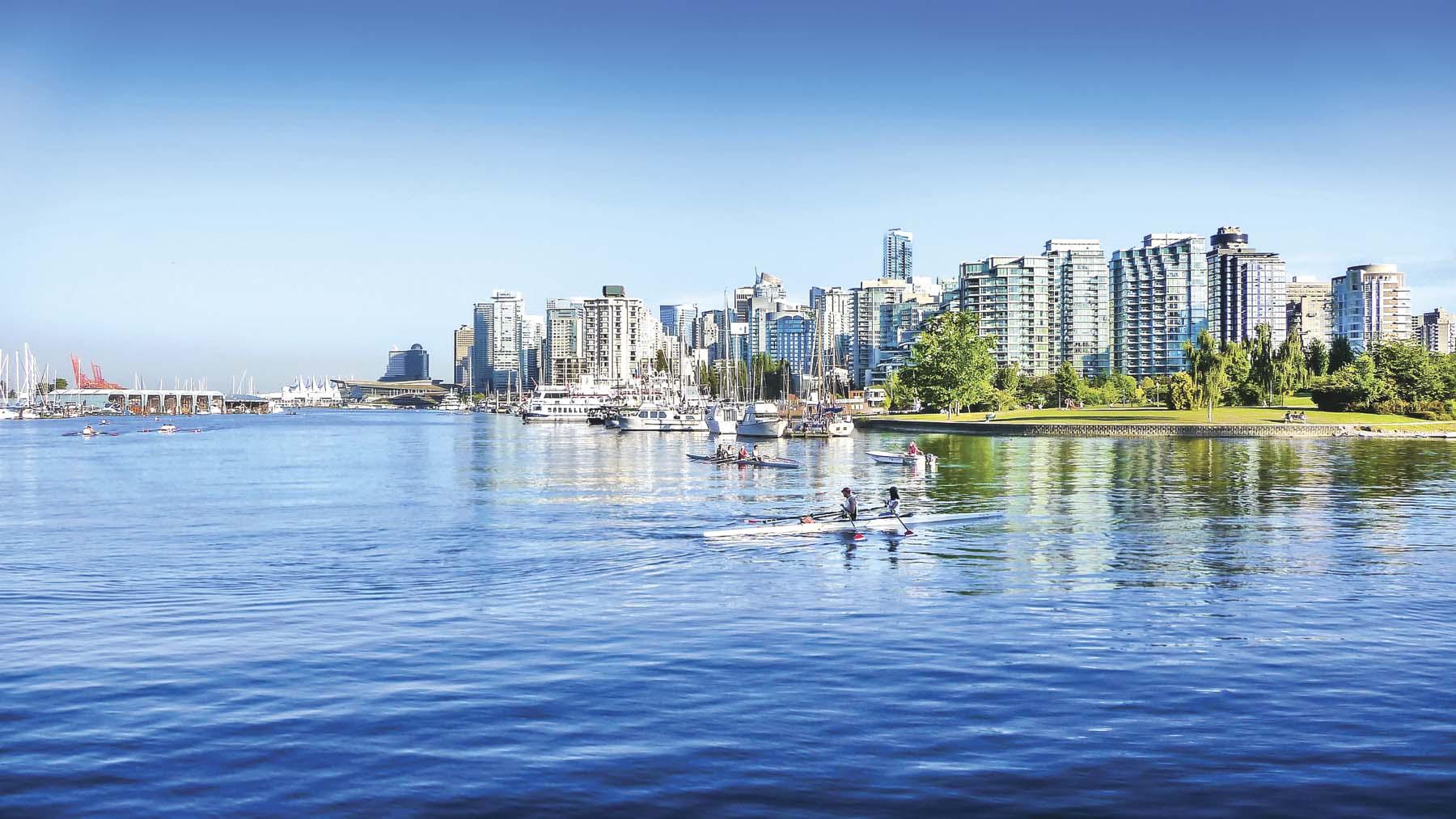 Vancouver, joya cultural