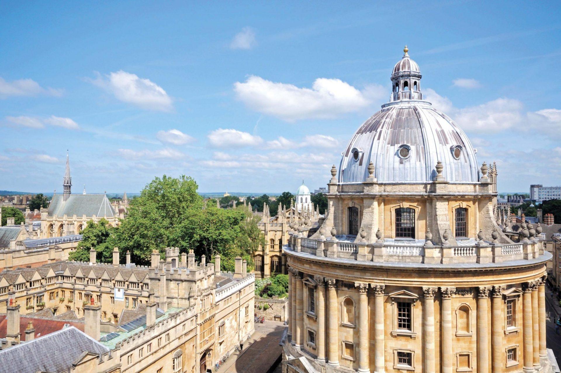 5 imperdibles de Oxford