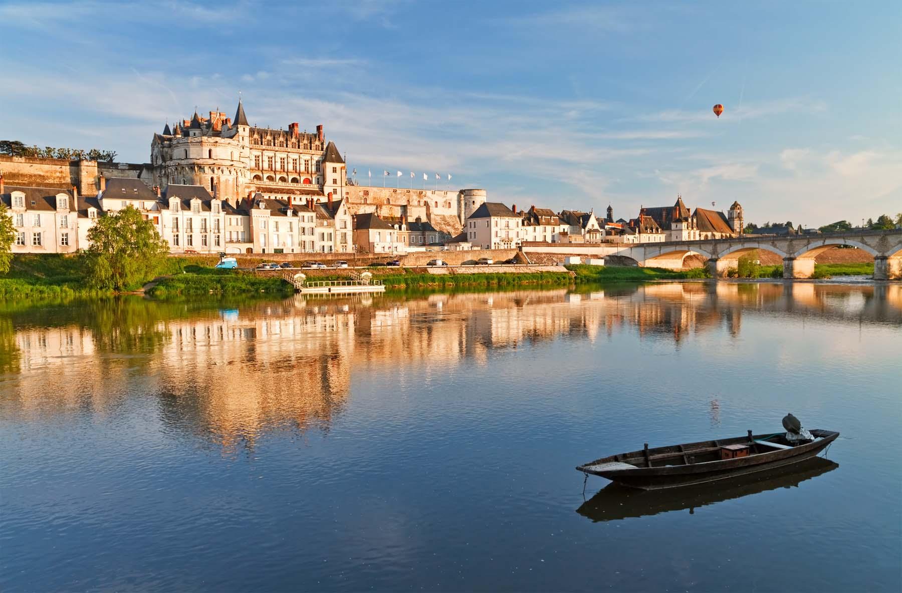 Amboise: belleza medieval