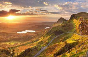 Lugares imperdibles de Escocia