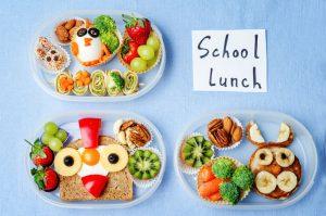 Ideas de lunchs saludables para el regreso a clases