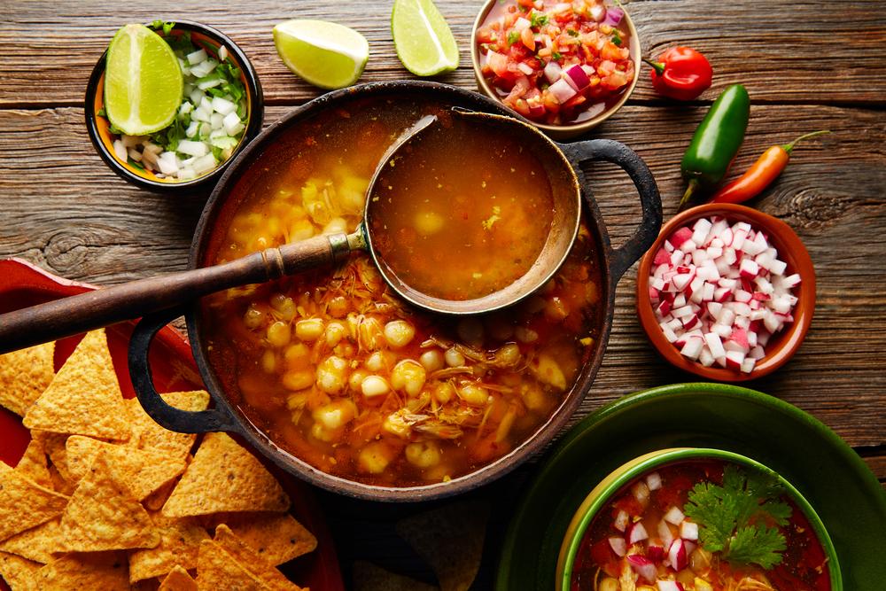 Platillos mexicanos con historia