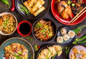 Restaurantes de comida asiática en la Ciudad de México