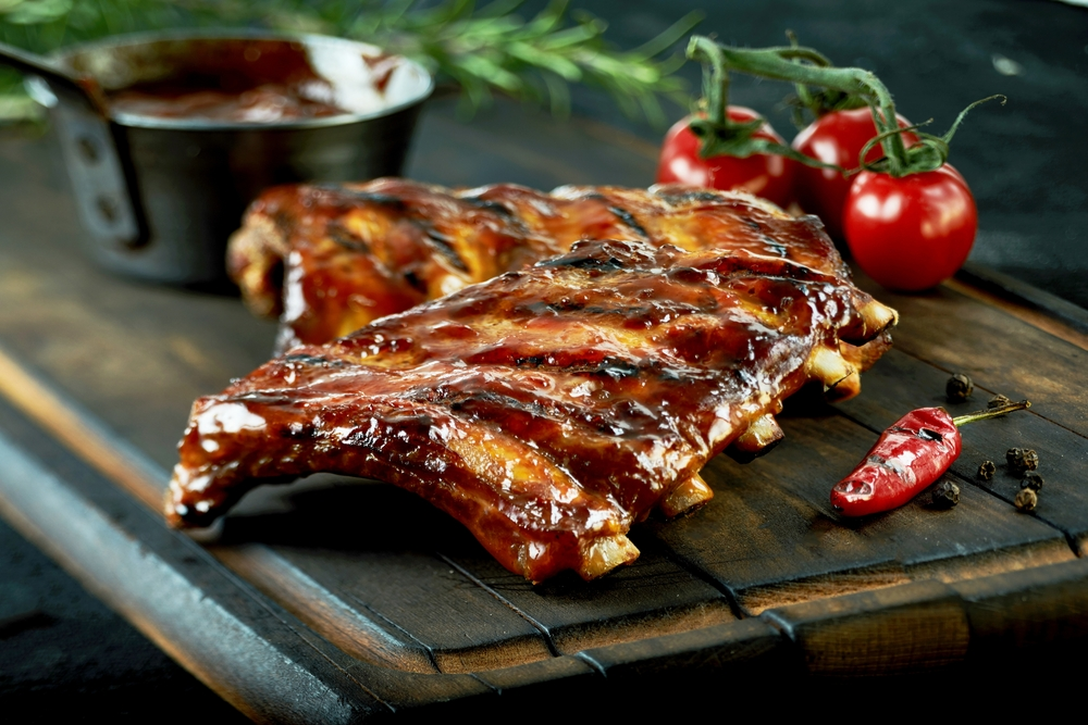 Lugares para comer BBQ y alitas en la Ciudad de México