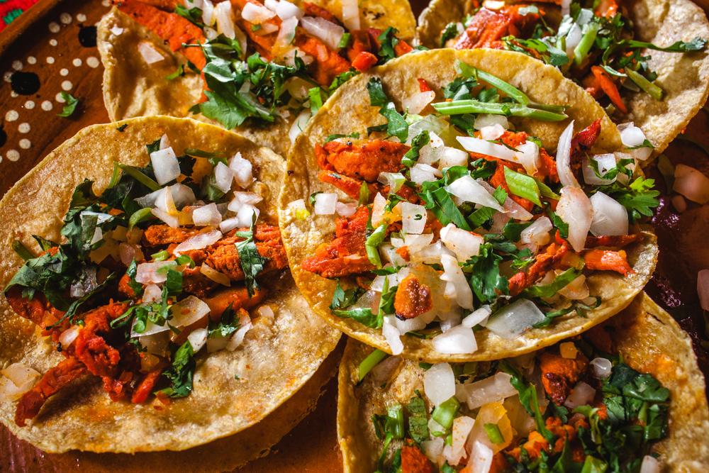 Comida callejera en la Ciudad de México
