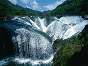 Cascadas sorprendentes en el mundo