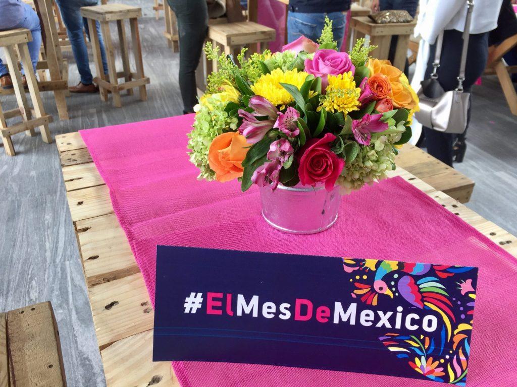 El mes de México en La Europea