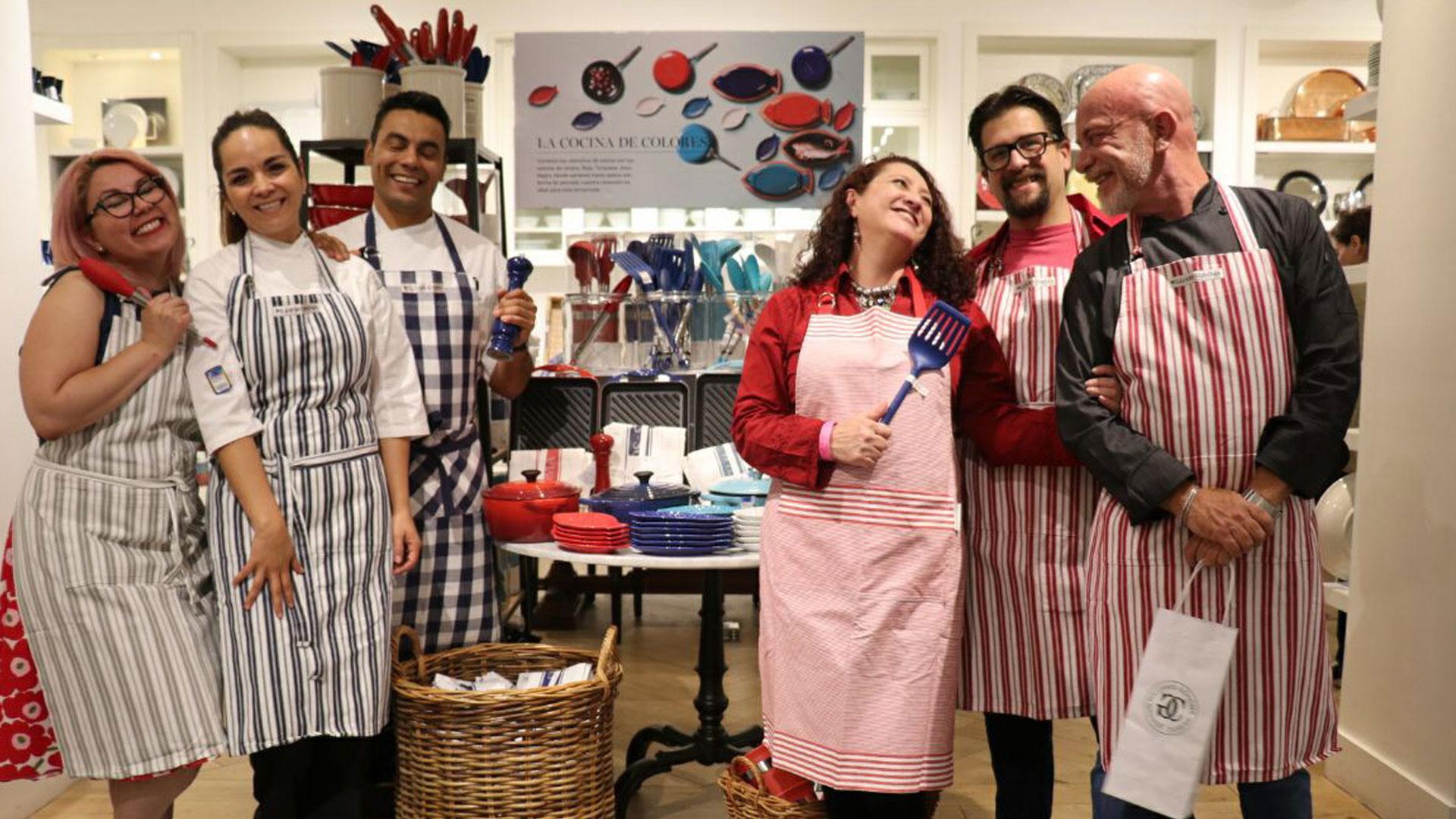 Ardua competencia en Best Chef Williams-Sonoma