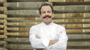 Benito Molina, respeto y amor por la cocina