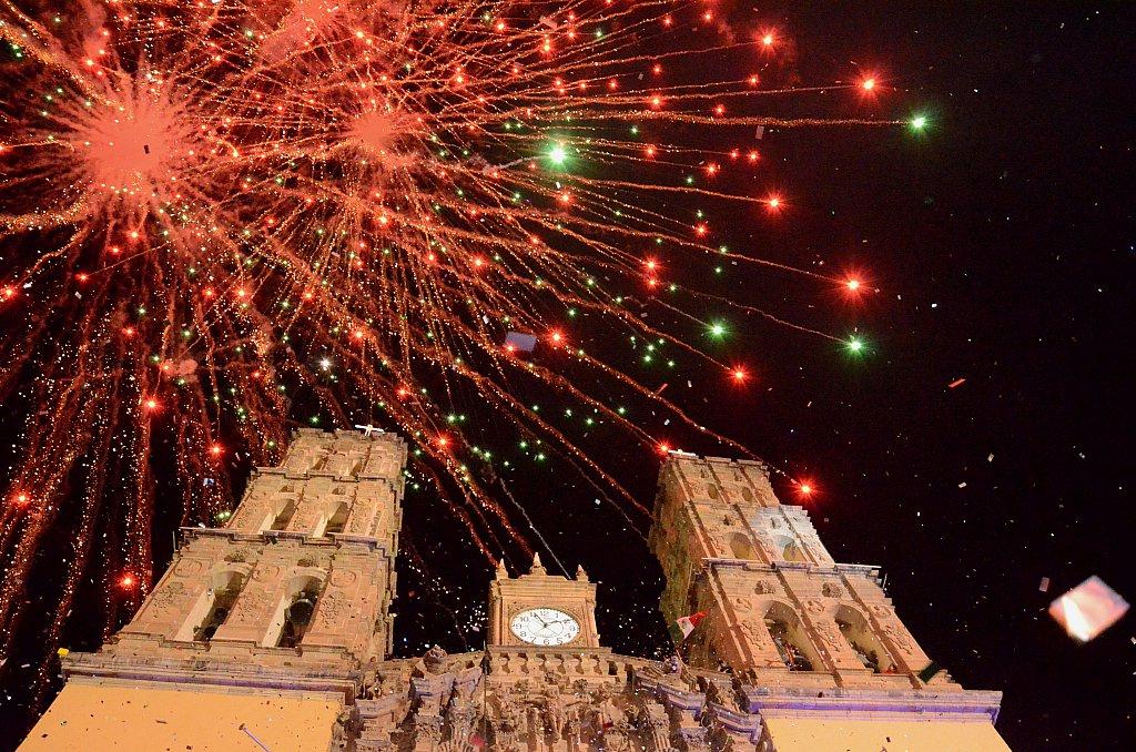 Lugares para celebrar la Independencia de México