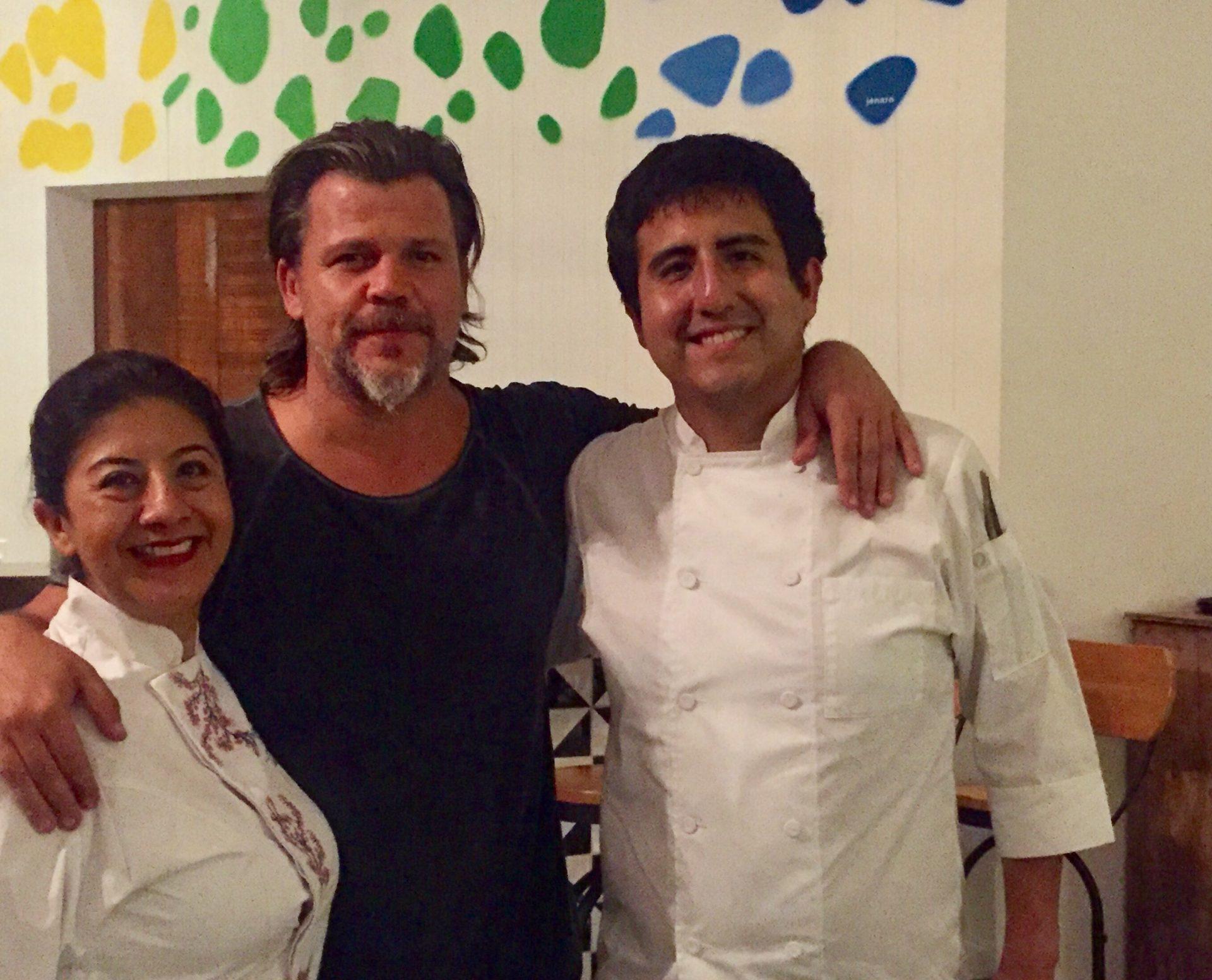 Celia Florián + Alam Méndez en Hotel El Ganzo