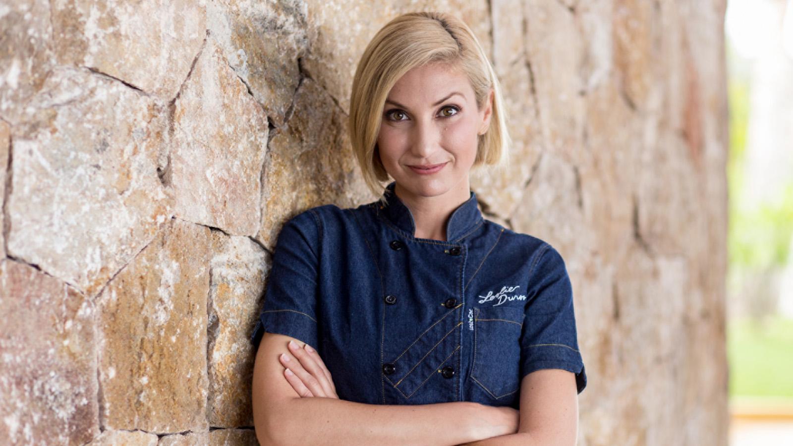 La chef Leslie Durso lleva lo vegano a Four Seasons Resort Punta Mita
