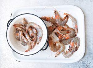 Camarones, la gran joya del mar