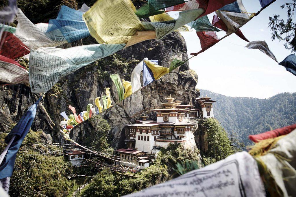 Bután, tras el dragón de fuego