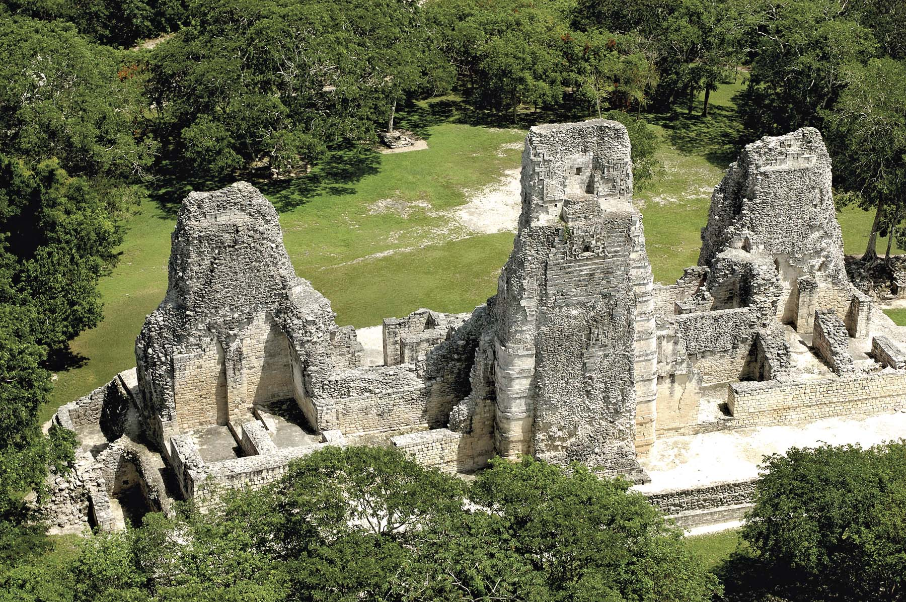 Zonas arqueológicas Xpujil