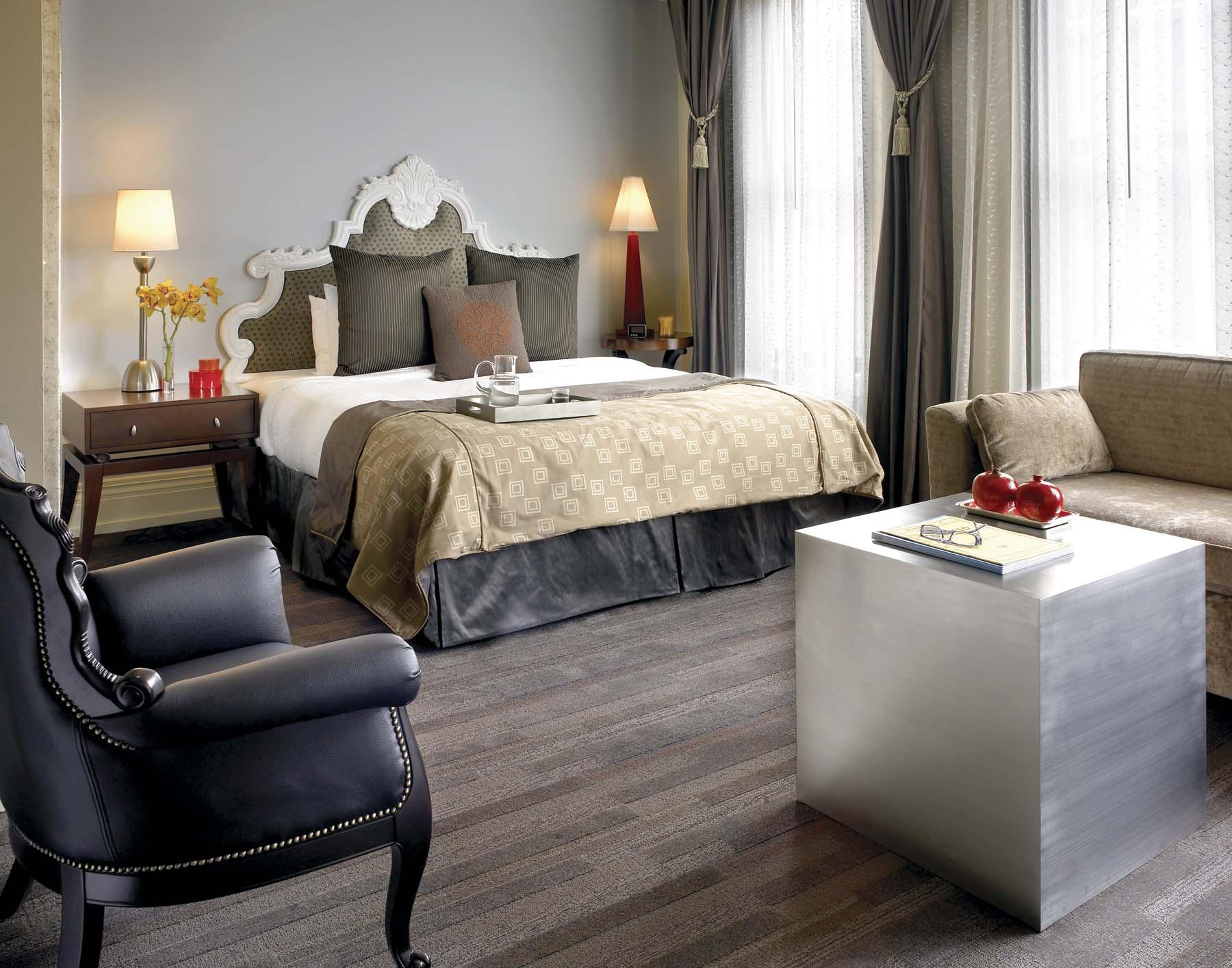 Kimpton Alexis Hotel: modernizar el pasado