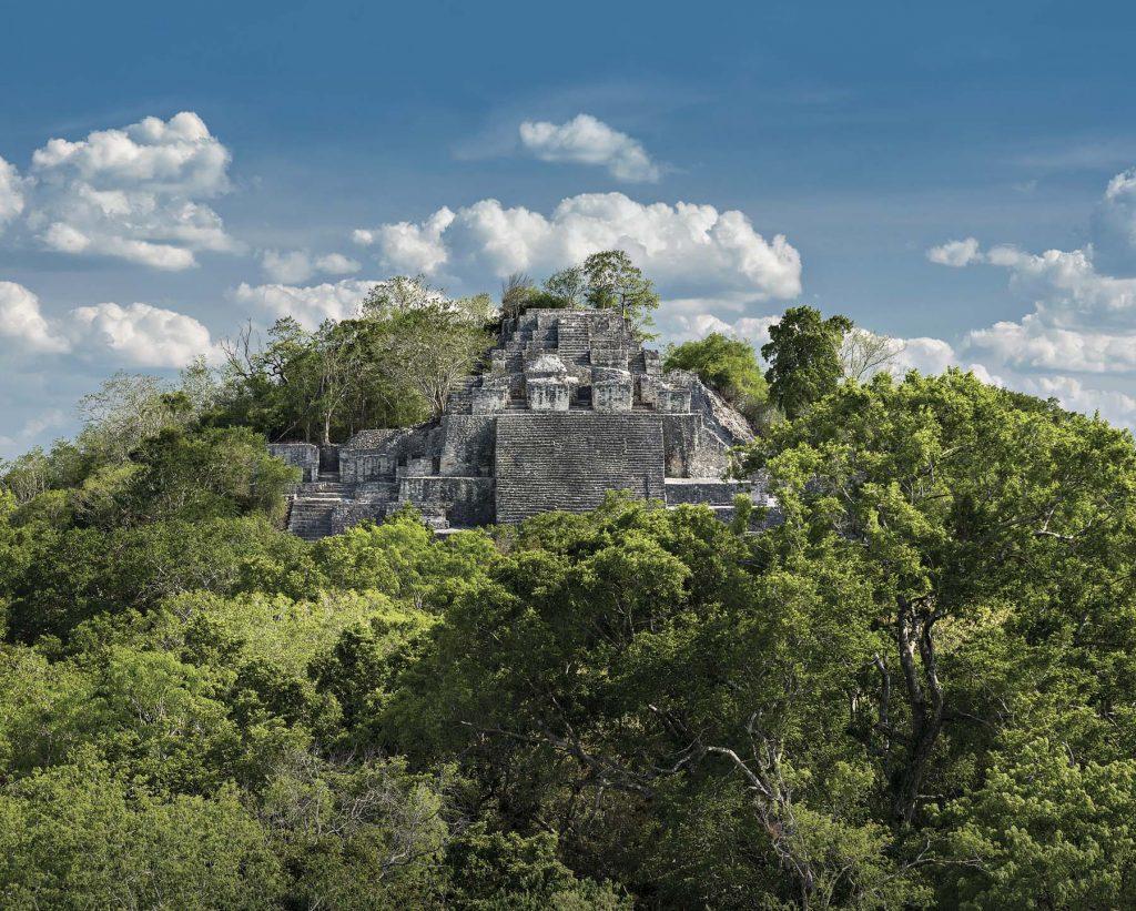 Campeche: supremacía prehispánica