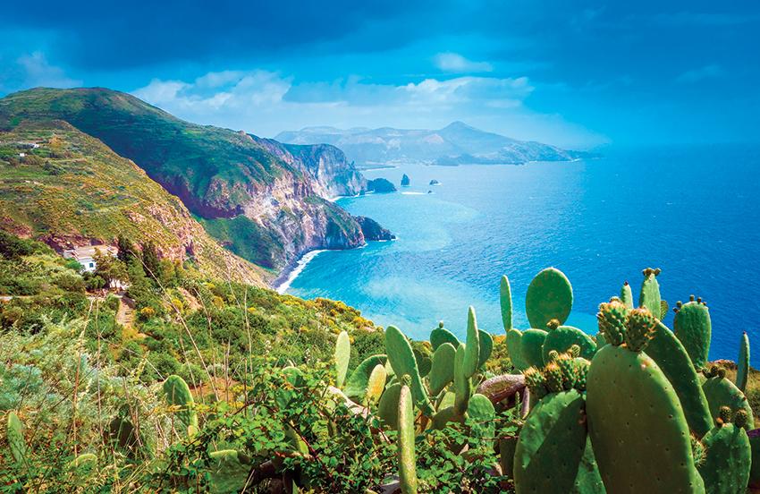 Islas europeas con encanto surrealista