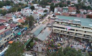 Sismo de 7.1 grados en México