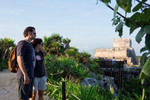 Día 6: Kevin Cherkas, entre templos y delicias mayas