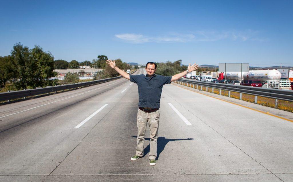 Día 2: Arribando a San Miguel de Allende con Kevin Cherkas