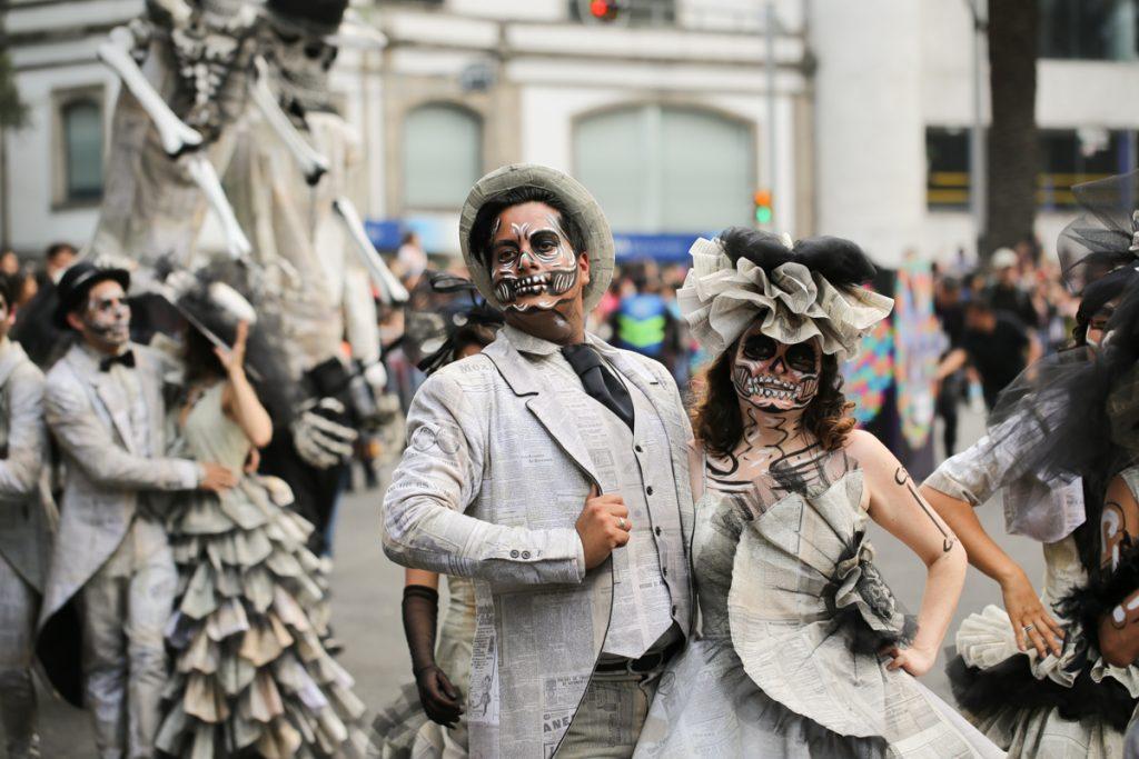Desfile del Día de Muertos
