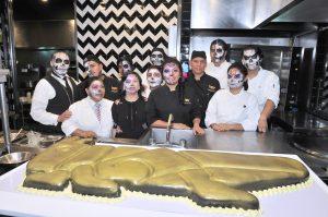 El Restaurante Chapulín celebra tres años de historia gastronómica