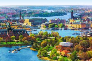 Lugares imperdibles de Suecia