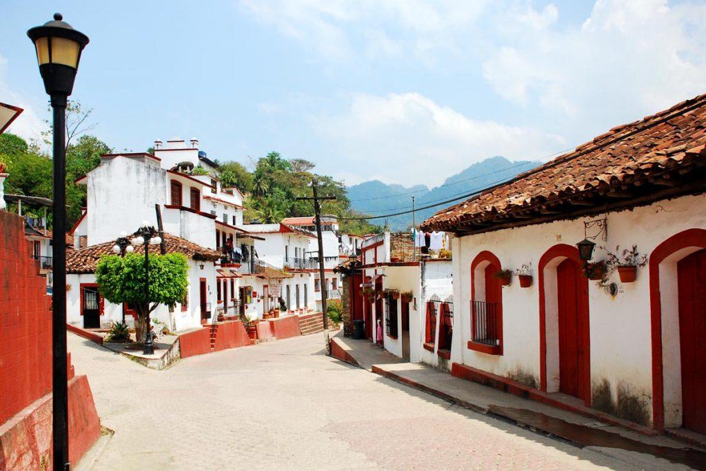 Pueblo Mágico de Tabasco: Tapijulapa