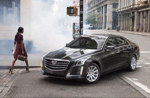 Cadillac CTS, majestuosidad sobre ruedas