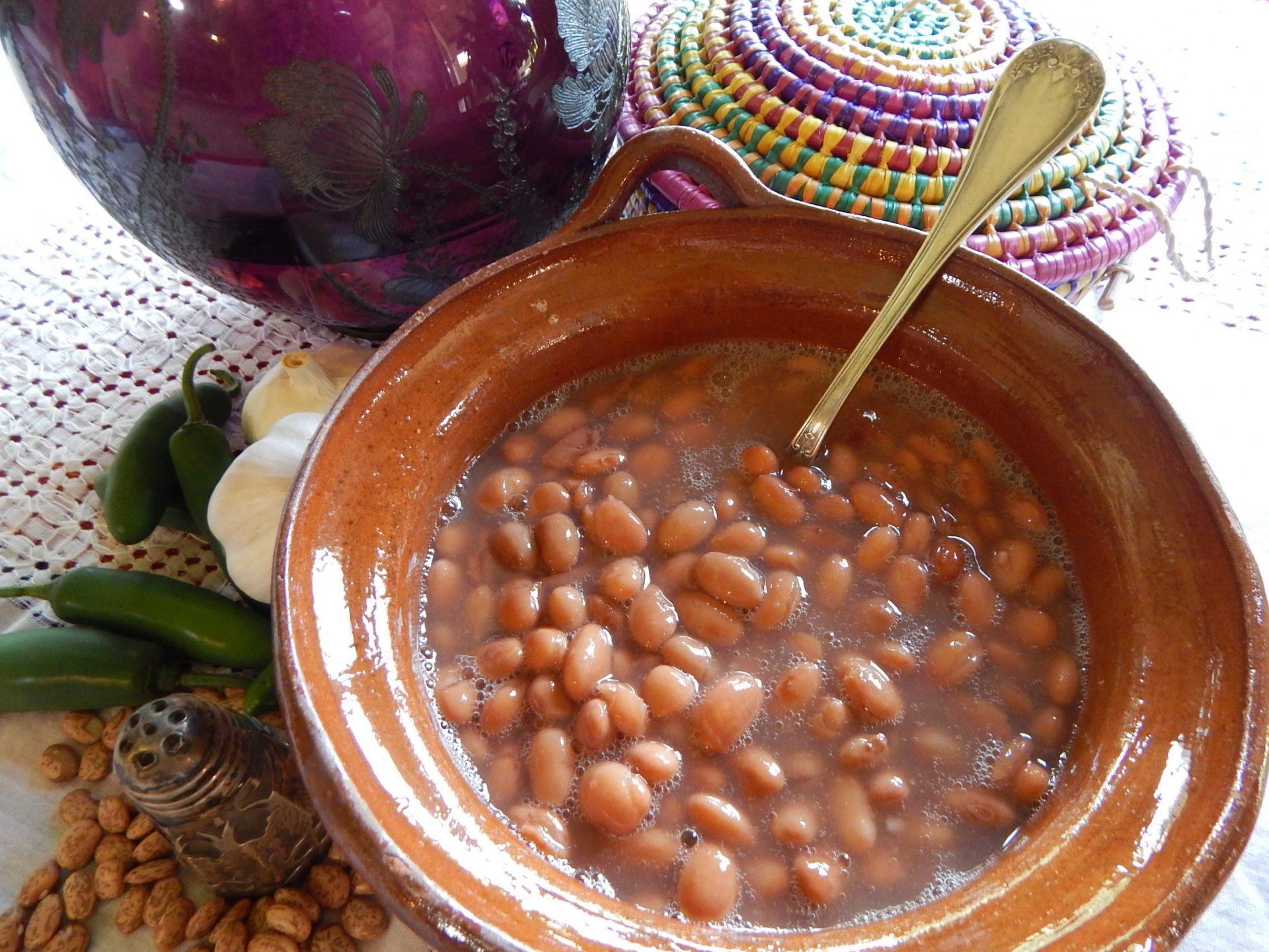 Formas muy mexicanas de preparar frijoles