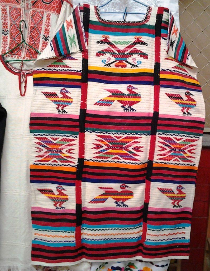bordados indígenas