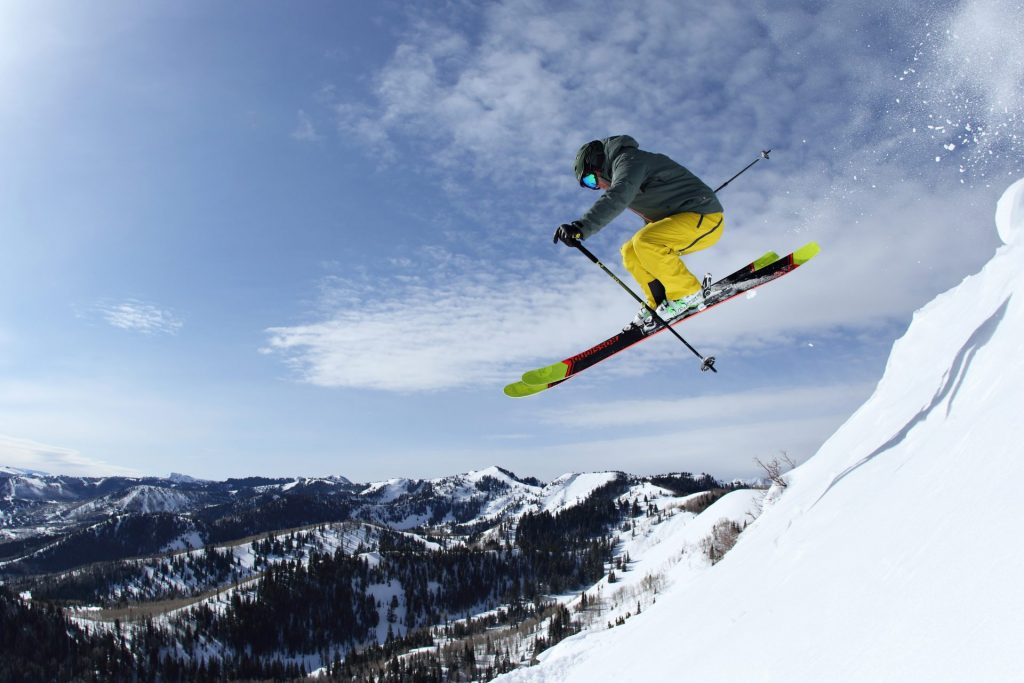 Park City, el destino de esquí de esta temporada