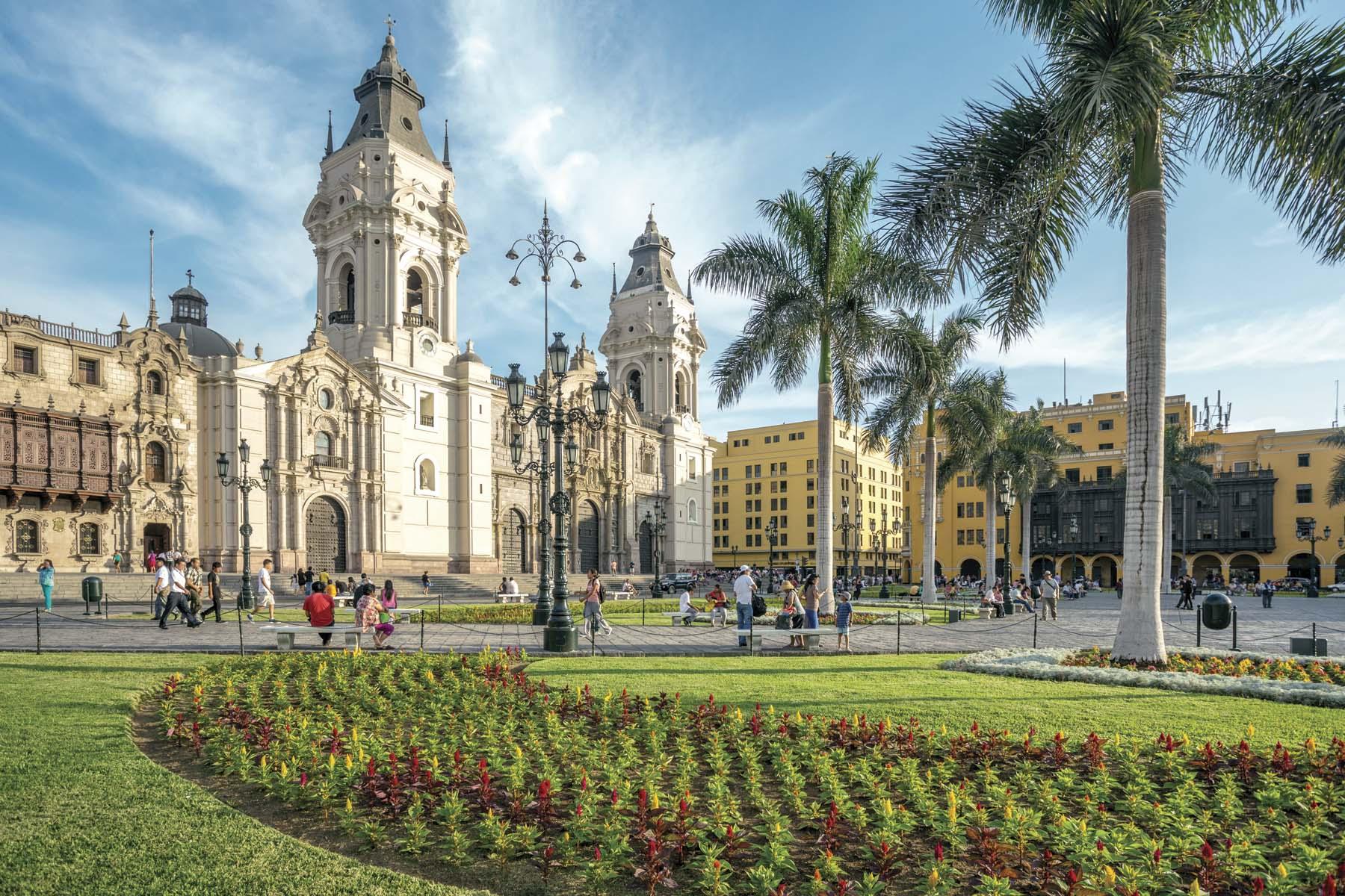Lima, riqueza cultural y gastronómica