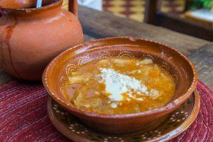 Platillos tradicionales de Michoacán