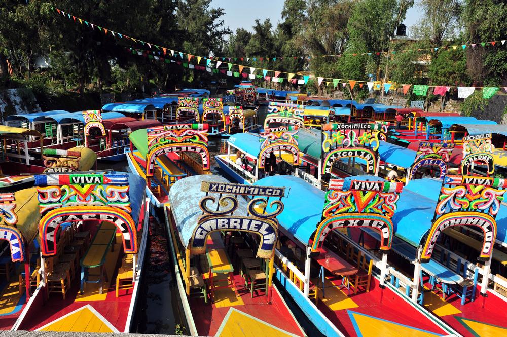 Redescubre Xochimilco, las trajineras siguen vivas