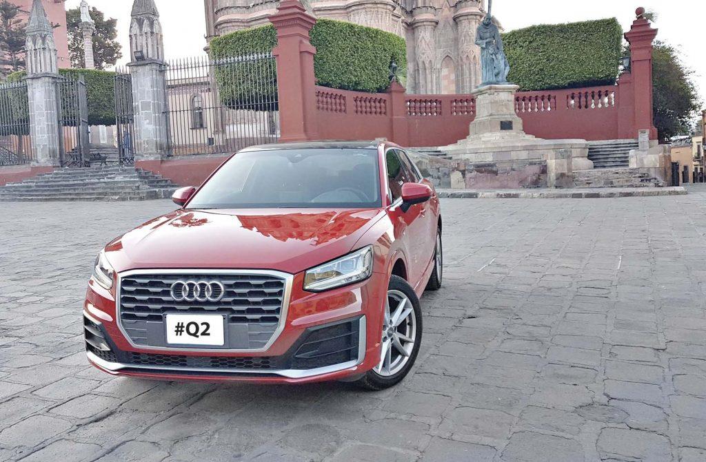 San Miguel de Allende seduce al nuevo Audi Q2