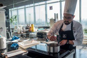 Alejandro Salas es el semifinalista del World Chocolate Masters