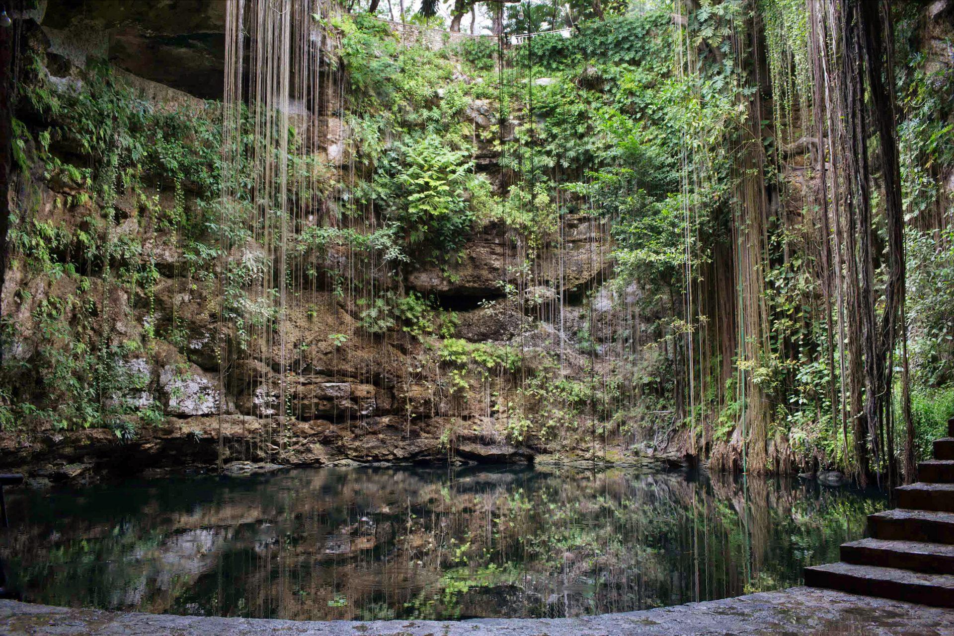 Día 10: Kevin Cherkas, explorando las profundidades de Yucatán