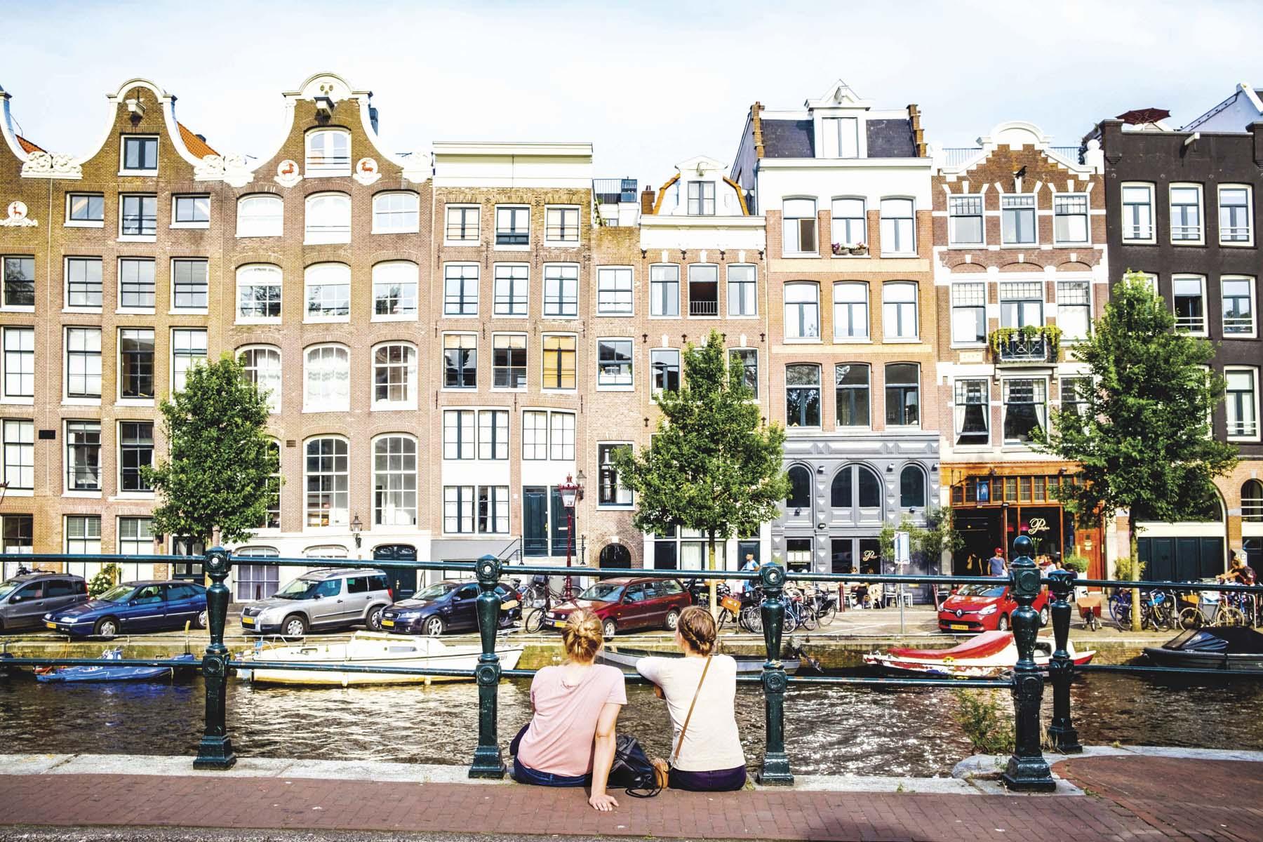 Los Países Bajos y México unidos por KLM