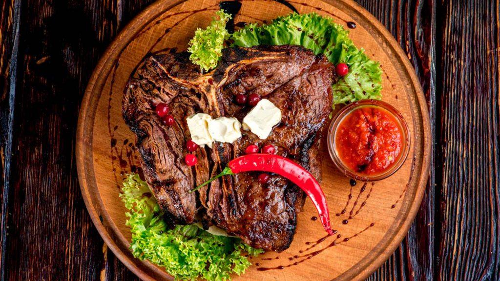 Deliciosos platillos con carne de res
